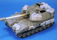 1/35 M109 Stowage set (NO TANK )new Resin figure Model kits Miniature gk Unassembly Unpainted