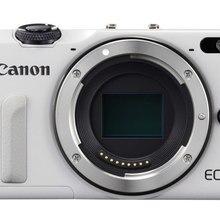 Б/у корпус беззеркальной камеры Canon EOS M2(без объектива