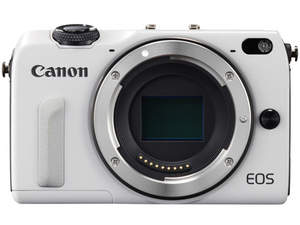 Used Canon EOS M2 Mirrorless camera body (NO WITH LENS)