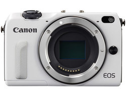 جسم كاميرا كانون EOS M2 بدون مرآة (بدون عدسة)