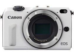 Gebruikt Canon Eos M2 Mirrorless Camera Body (Geen Met Lens)