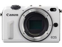 Kullanilan Canon EOS M2 aynasız kamera gövdesi (objektifli)