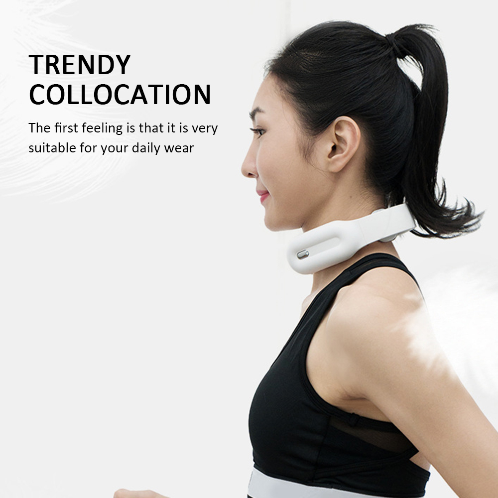 Neck Massager Pinched Nerve Neck Exercises Pain Relief Tool