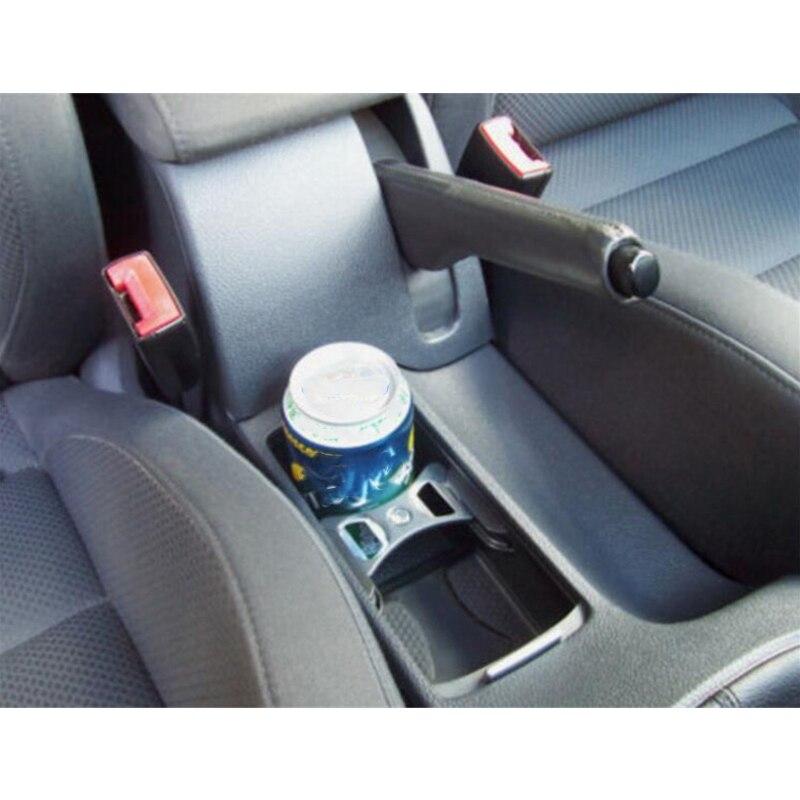 Stainless Steel Beer Bottle Opener With Drink Cup Holder Divider For VW/Golf Cars Bottle Opener
