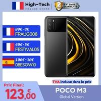 POCO M3 versión Global Smartphone 4GB 64GB/128GB Snapdragon 662 de 6,53