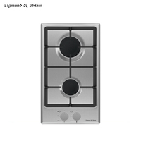 Bulit in Gas Hobs Zigmund & Shtain GN 238.31 S Home Appliances Major Appliances Bulit in Hobs cooking unit panel surface