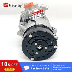 Image 4 - Sprężarka klimatyzacji samochodowej dla Suzuki grand vitara 5pk 9520064JBO 9520064JB1 95201 64JB0 9520164JB1 9520064JC0 DCS141C