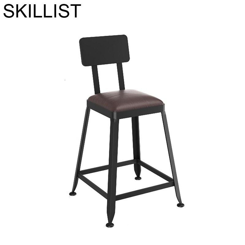 Industriel Para Barra Silla Kruk Ikayaa Stoelen Sgabello Taburete Vintage Tabouret De Moderne Cadeira Stool Modern Bar Chair