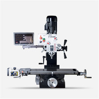 CTZX32 Drilling and Milling Machine Multi-function Milling Machine Household Small Bench Drill Heavy Milling Machine