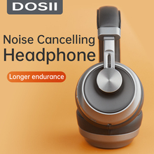 Wireless Bluetooth Headphones Mute Noise Cancelling Headset Gamer Gaming Earphone HiFi HD Surround bass With Mic for Sony Huawei
