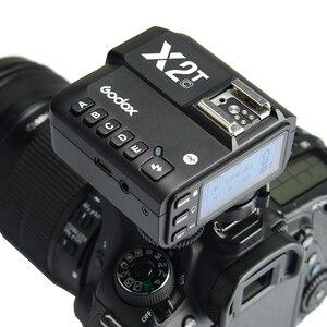 Image 5 - Godox X2T 2.4G TTL bezprzewodowa wyzwalacz lampy błyskowej HSS 1/8000 nadajnik X2T C X2T N X2T S X2T F X2T O dla Canon Nikon Sony Fuji produktu firmy Olympus