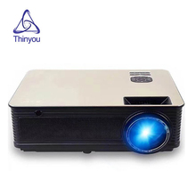 HD LED Projector Android WiFi Bluetooth Full HD 1080P Resolution 1920x1080 office Home Video Multimedia Proyector Beamer brand aun android projector d8i 2g 16g 1280 720 resolution support 1080p 4k video led mini proyector optional d8 beamer