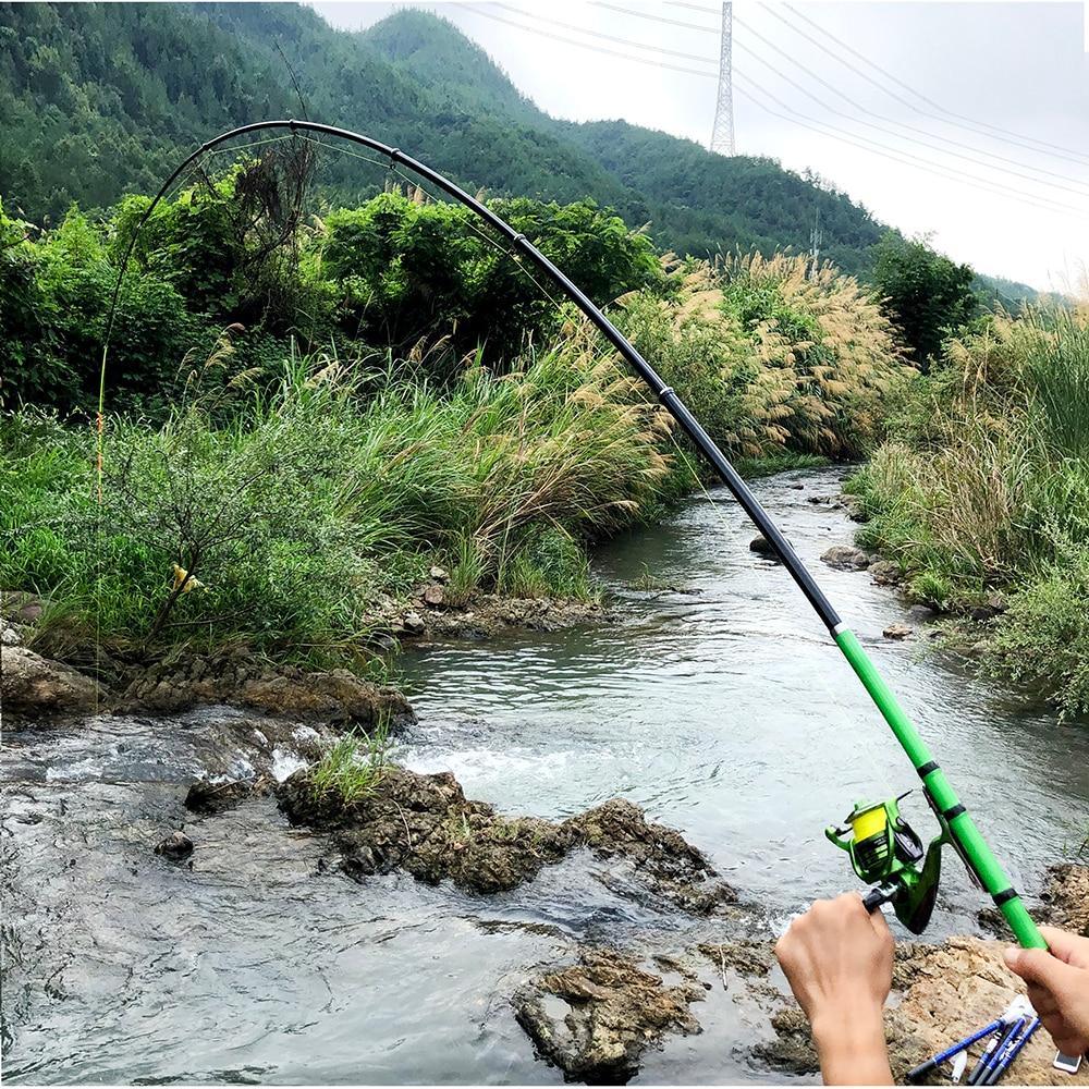 GHOTDA Telescopic Rock Fishing Rod  3