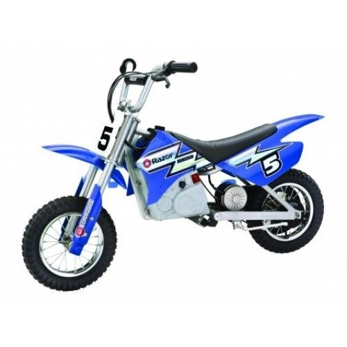 Electro-minibike Razor MX350 Free shipping across Russia