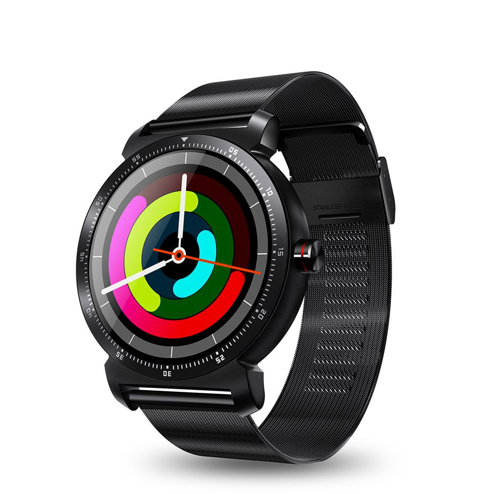 K88H Plus Smart Watch IOS Android Heart Rate Monitor Watch IPS Round Screen watch men digital led bluetooth#p10