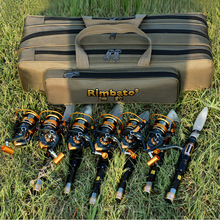 G rimbato Mini~~ сумка для удочки для рыбалки~~ сумка для рыболовной снасти~~ сумка маленькая морская Удочка с коротким разъемом удочка для приманки