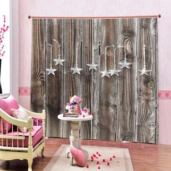 board curtains Luxury Blackout 3D Window Curtains For Living Room Bedroom Customized size Decoration curtains