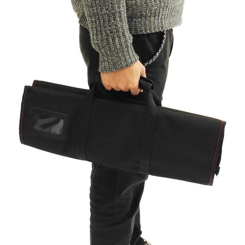 pu/ños Stallion Professional Bolsa para cuchillos con protectores de cuchillos