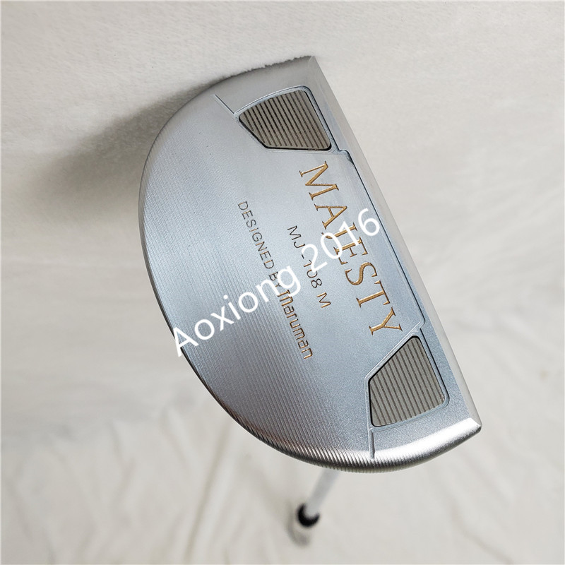 Golf Putter 33 34 35 Inch MARUMAN MAJESTY Putter Steel Materials  Push Rod Of The Highest Quality Product Free Shipping