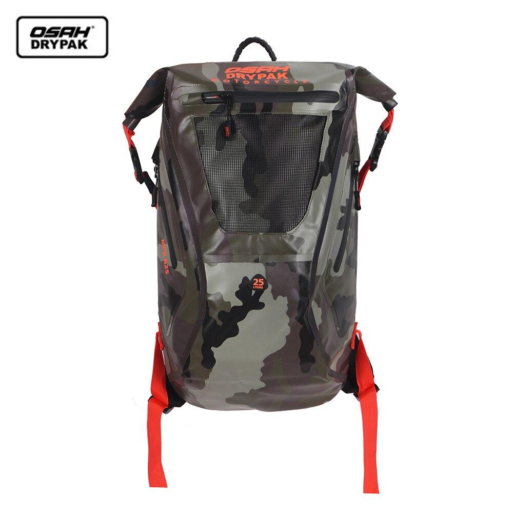 25L водонепроницаемая сумка для езды на мотоцикле рыцарская сумка рюкзак сухой мешок для хранения рафтинг Спортивная Байдарка Каноэ дорожна