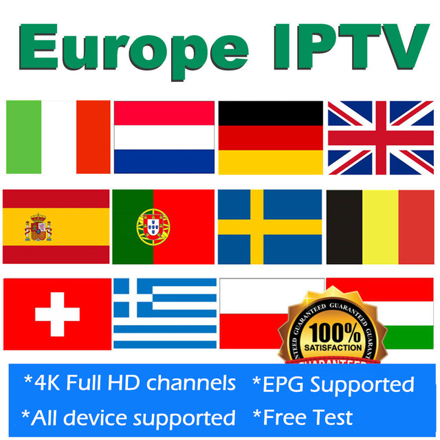 $ US $15.50 World HD IPTV Subscribe 8000+ IPTV Europe germany poland portugal UK  Spain iptv for  tv box M3U Android IPTV smarter