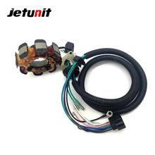 Jetunit jetski стартер катушки статора в сборе генератора магнита