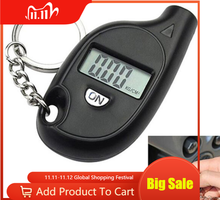 Car Tire Pressure Tester Motorcycle Auto Tyre Portable Digital Air Meter Gauge LCD Display Procession Tool 3 150 PSI Safety