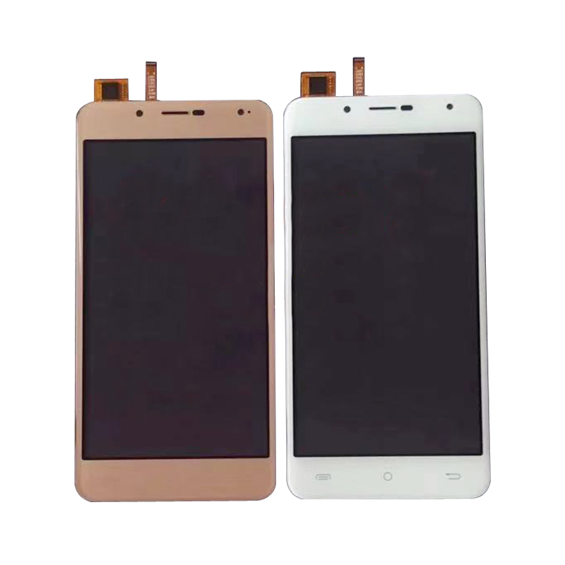 5.0 Inch Touchscreen For Cubot Rainbow 2 Touch Panel Sensor Front Glass Replacement With Free 3m Stickers