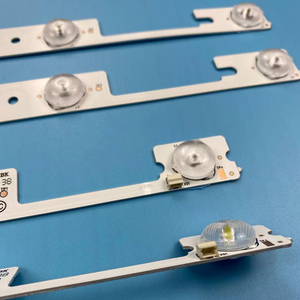 """Image 3 - KIT (4pcs) 32"""" TV LED Strip For konka 32L2400 KDL32MT626U 35019055 35019056"""