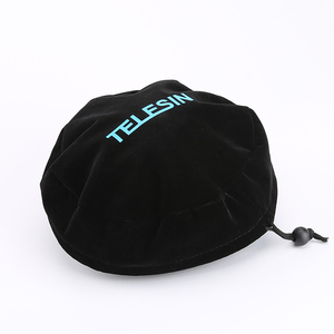 Image 4 - TELESIN Protective Dome Bag Soft Protect Cover for all TELESIN Dome Port for GoPro Hero 3/3+, Hero 4, Hero 5 and Xiaoyi 4K