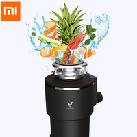 XIAOMI VIOMI Kitchen Waste Processor Disposal Crusher Food Waste Disposer 1290ml Wireless Switch Control Kitchen Appliance Home