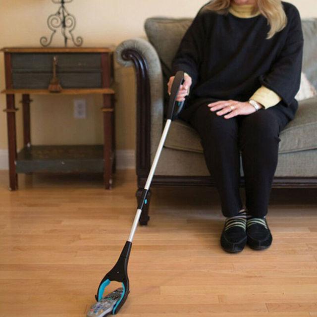 Agarre herramienta para discapacitados Agarre ayuda agarrador de mano herramienta de extensión de brazo de largo alcance