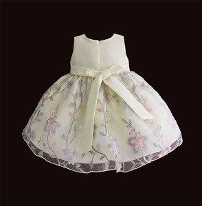 Image 4 - Hetiso robe brodée pour bébés filles