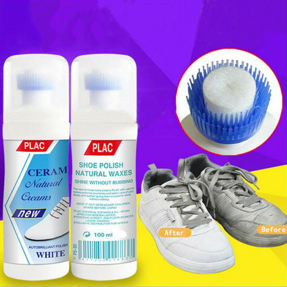 Professional Whiten Shoe Cleaner Useful