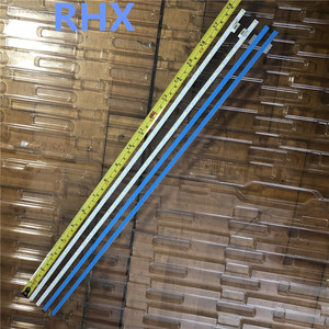 Image 1 - 2 Pièces/lot POUR SONY KDL 42W650A TV LCD rétro éclairage barre 74.42T31.002 0 DX1 T420HVF04.0 40LED T42 40 R T42 40 L 100% NOUVEAU