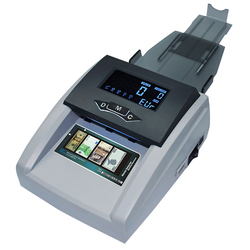 Money Detector Use UV/MG Automatic Check For The Euro/GBP/CHF/Ruble/RMB,can Add Multi-Currencies Detector