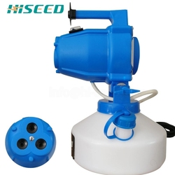 Disinfection fogger Battery operated ULV Cold Fogger Series disinfection sprayer