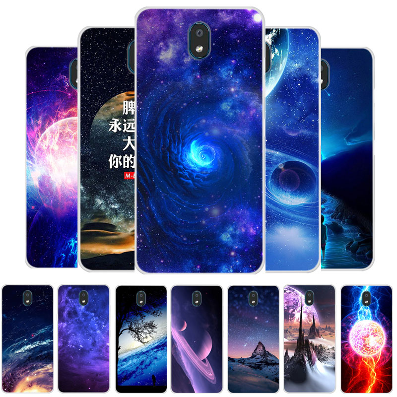 Case For LG K30 2019 Case Cover Planet Silicone Soft TPU Fundas For LG Aristo 4 Plus X2 2019 Phone Case Bumper K 30 2019 Coque