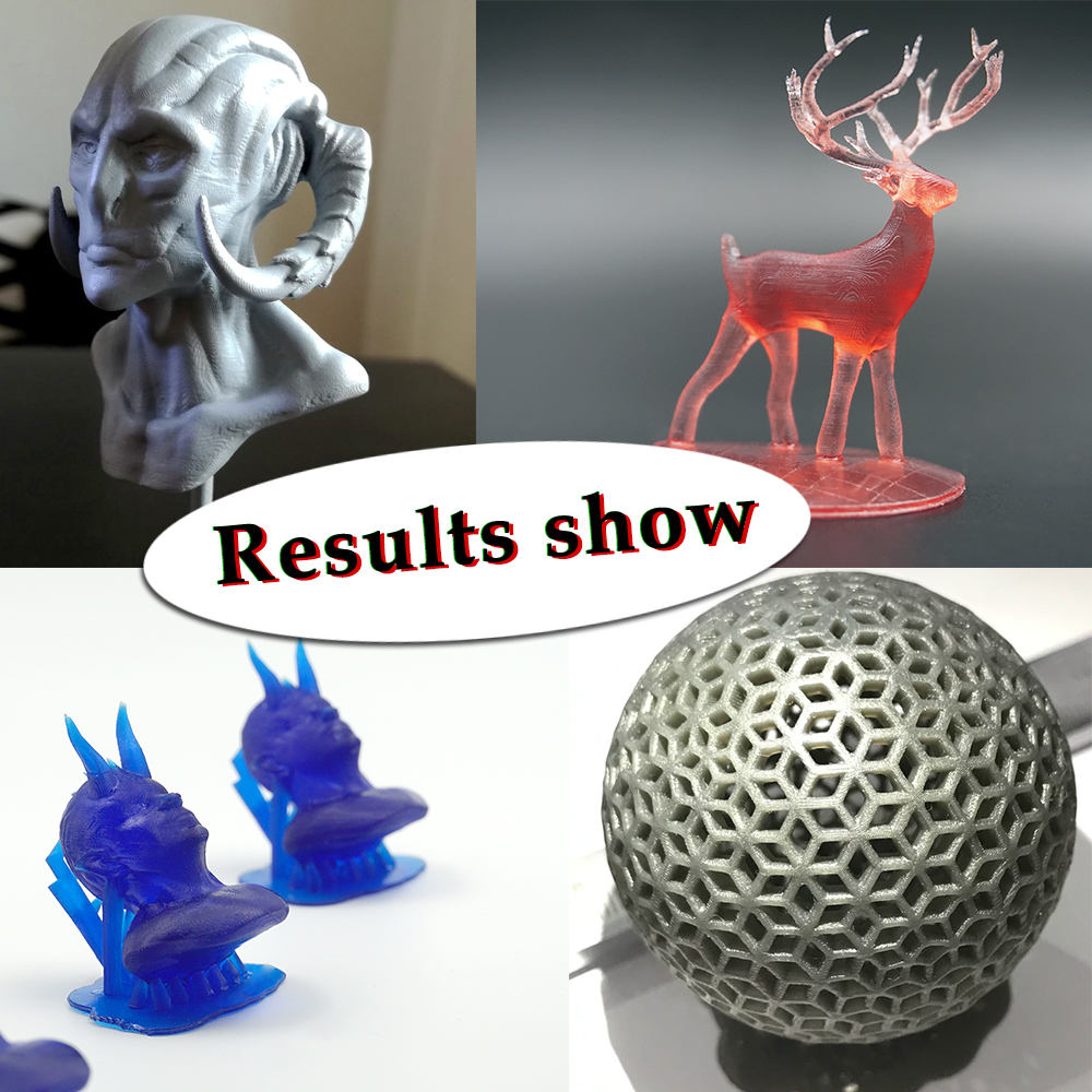 Multifunctional UV 3D Printer Resin WithLCD High Precision Photosensitive 5