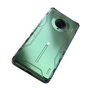 Image 3 - Volle Schutz Stoßfest Aluminium Metall & Hybrid Silikon Fall Für VIVO NEX 3/ 5G Luxus Harte Rückseitige Abdeckung fall Für VIVO NEX3 5G
