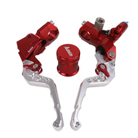 7/8 22mm Adelin PX2 Brake Master Cylinder + cable clutch lever universal For Yamaha honda Scooter dirt bike or more