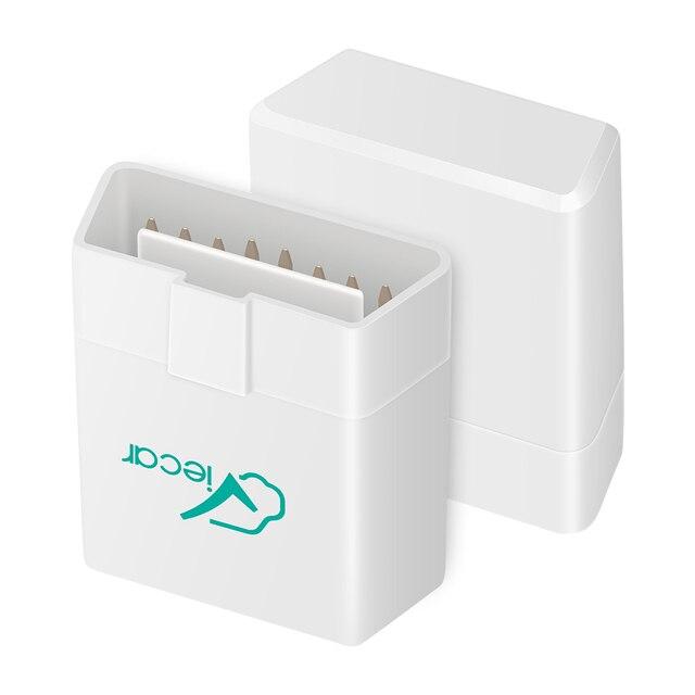 Viecar ELM327 V1.5 PIC18F25K80 Bluetooth 4.0 ELM 327 V 1 5 OBD2 Scanner Auto tools For Android/IOS OBD 2 OBD2 Car Diagnostic 5