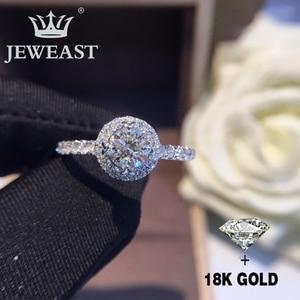 Natural Diamond 18K Gold Pure