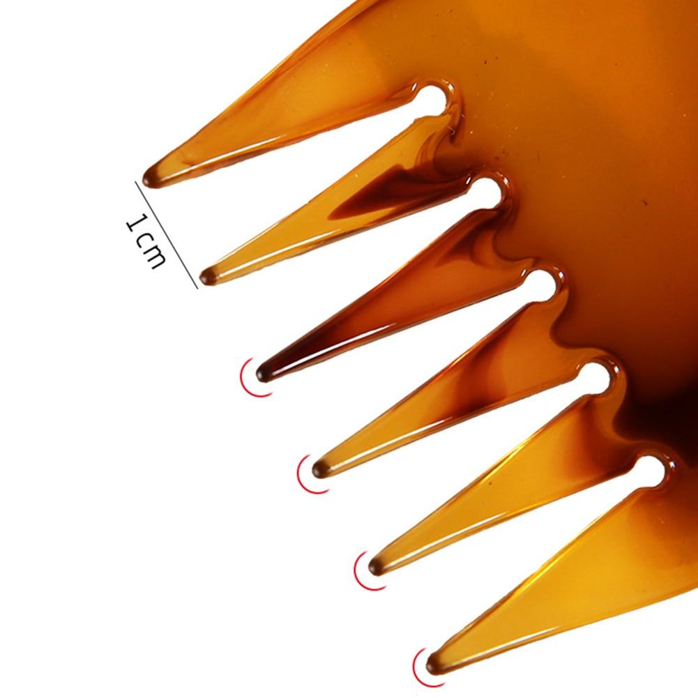 Купить с кэшбэком Wide Tooth Oil Head Comb Anti Static Hair Brush Salon Hairdressing Styling Tools for hair combs Boar Bristle Brush hair Tools