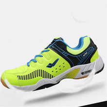 Men Badminton Training Shoes Wearable Stable Support Sports Shoes Anti Slippery Hard Court Men Personality Fashion Sneakers Male li ning men 24h smart quick training shoes breathable comfort lining wearable sports shoes anti slippery sneakers afhn019 yxx024