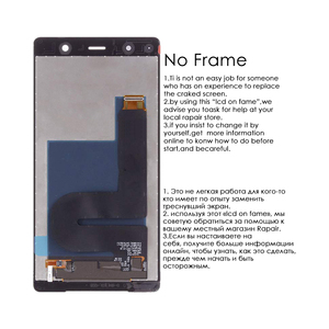 """Image 4 - 6.0""""ORIGINAL For SONY Xperia XZ2 Premium LCD Touch Screen Digitizer Assembly For Sony XZ2 Plus Display Replacement H8166 H8116"""