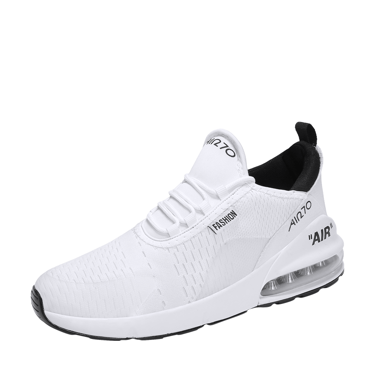 Hot 2019 Professinal Running Shoes For Men Rubber Mesh Breathable Wear-resistant Fitness Trainer Sport Shoes Male Sneakers