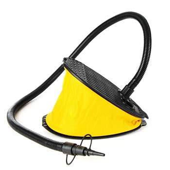Outdoor 3L Fuß Pumpe Luftpumpe Inflator Deflato Für Aufblasbare Spielzeug Schwimmen Schwimm Zubehör