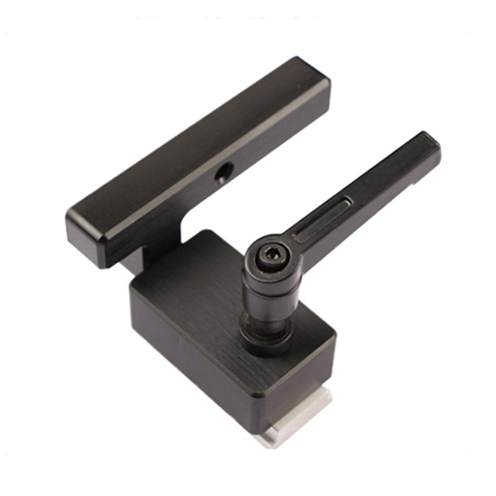 Chute Modification Limit Woodworking Slide Bar Chute Limit Flip Tool T-Tracks Woodworking Chisel Wood Work