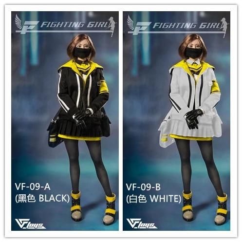 "VFtoys VF-09 1//6 Scale Fighting Girl Shoulder Bag Model for 12/"" Female Figure"